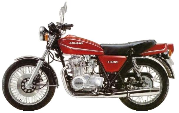 Z400 【K4 1976~78年式】