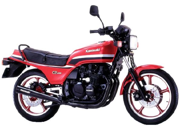 Z400GP 【1982年式】