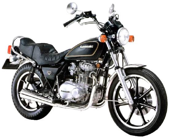 Z400LTD 【1982~84年式】